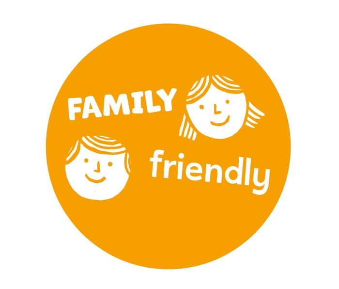 Logo family friendly